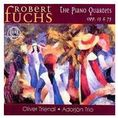 Fuchs: The Piano Quartets Op. 15 & 75