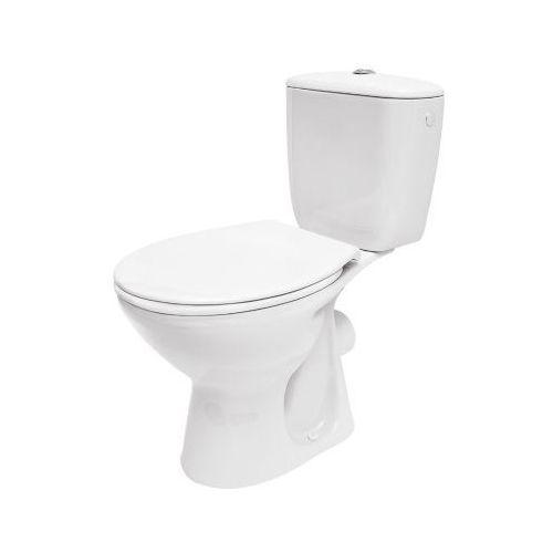 CERSANIT PRESIDENT Kompakt WC z odpływem uniwersalnym, deska wolnoopadająca K08-036