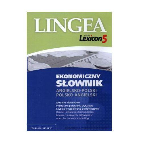 Lingea Lexicon 5. Ekonomiczny słownik angielsko-polski, polsko-angielski