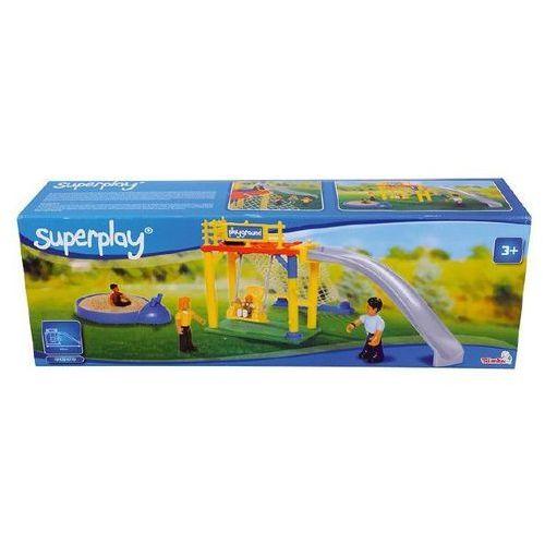 Zabawkowy Plac Zabaw - Zestaw Superplay Simba