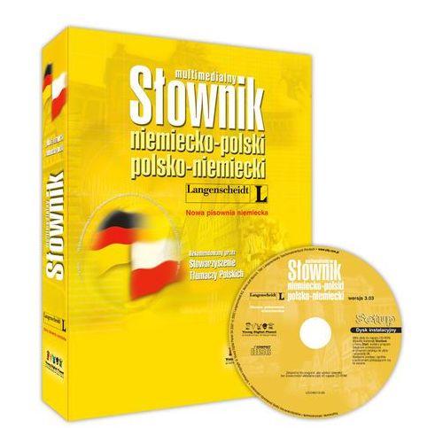 Langenscheidt - Słownik polsko-niemiecki i niemiecko-polski wersja jednostanowiskowa