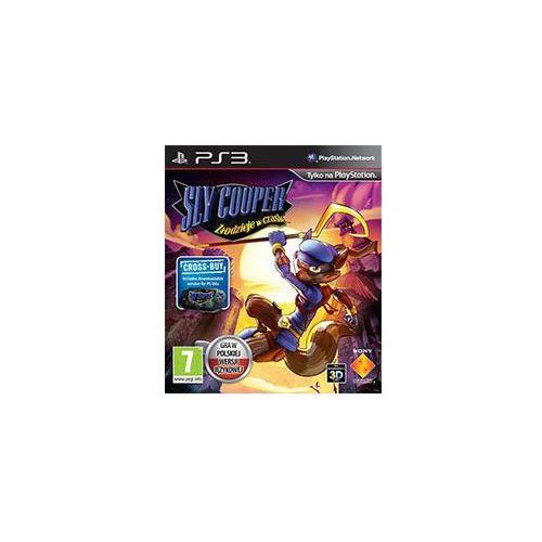 Sly Cooper Złodzieje w czasie [PS3]