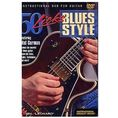 HAL LEONARD BLUES STYLES 50 LICKS