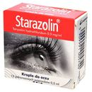 Starazolin 0.05% krople do oczu 12 minimsów