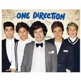 ONE DIRECTION group - plakat