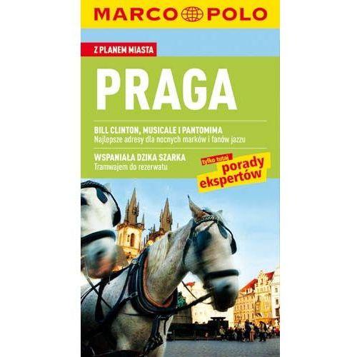 Praga. Przewodnik Marco Polo [opr. miękka]