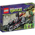 Lego SHREDDER&#;S DRAGON BIKE Shredder's dragon bike 79101