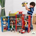 Zestaw Superbohatera - Everyday Heroes Wooden Play Set 63239