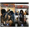 Prince of Persia: Rival Swords + Prince of Persia: Revelations [PSP]