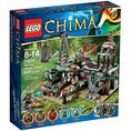 Lego CHIMA Kryjówka na krokodylim bagnie legends of 70014