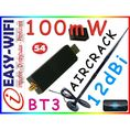 *THETA* CRACKING SET 100mW BT3 AIRCRACK 12dBi 3.0M